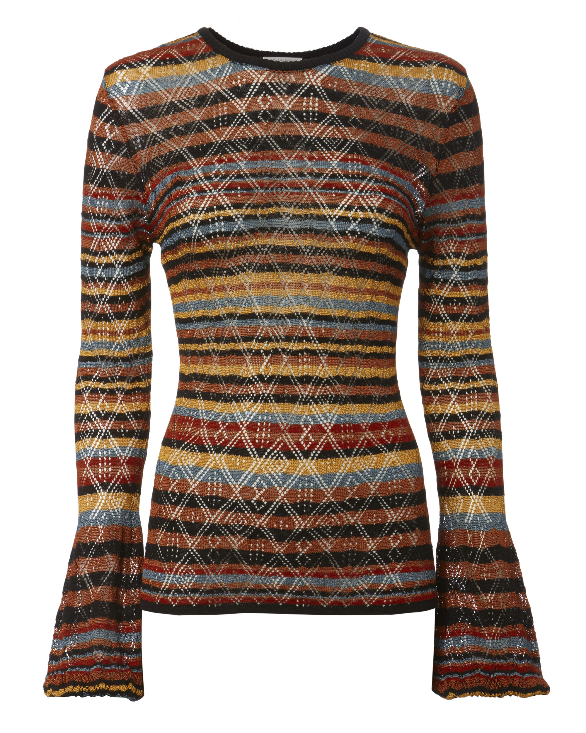 Marcia Striped Sweater