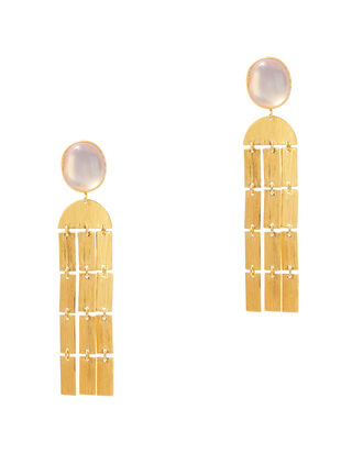 Rae Earrings, PINK, hi-res