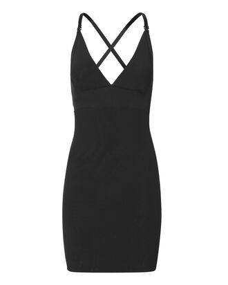 Rita Black Slip Shapewear, BLACK, hi-res