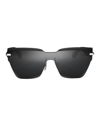 Grey Shield Sunglasses, GREY, hi-res
