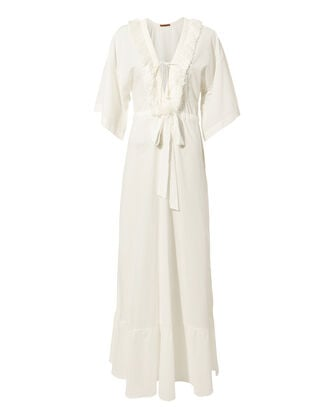 Marrakesh Maxi Dress, WHITE, hi-res