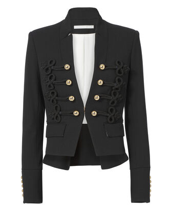 June Band Jacket, BLACK, hi-res
