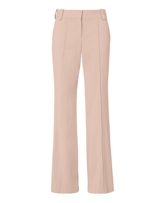 Lawrence Wide Leg Pants, BLUSH/NUDE, hi-res