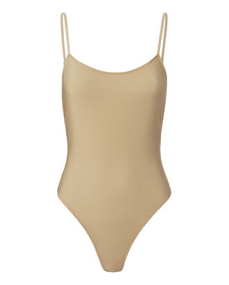 Second Skin Nude Bodysuit, BLUSH/NUDE, hi-res