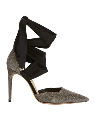Amalia Glitter Pumps, COLORBLOCK, hi-res