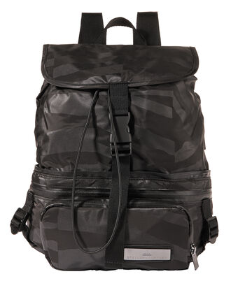 Convertible Fanny Strap Backpack, BLACK, hi-res
