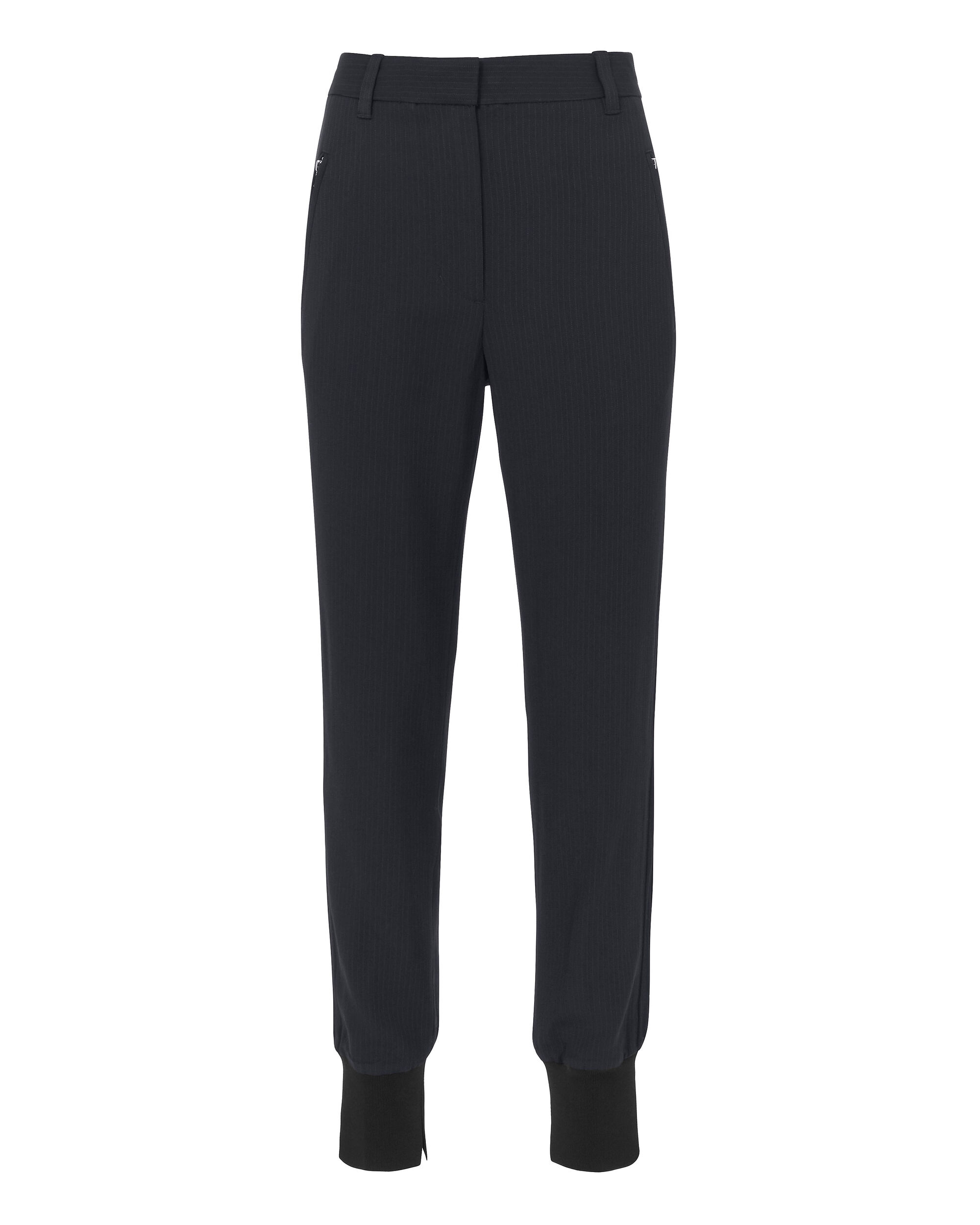 Midnight Suiting Jogger Pants, BLUE, hi-res
