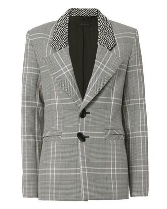 Largent Blazer, PLAID, hi-res