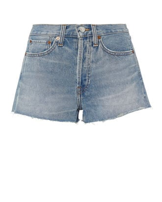 Dirty Destroy Original Shorts, DENIM, hi-res