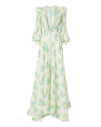 Whitewave Honeymooners Dress, BLUE-MED, hi-res