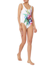 Kelly Garden Floral One Piece Swimsuit, PRINT, hi-res