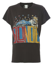 Blondie Tee, BLACK, hi-res