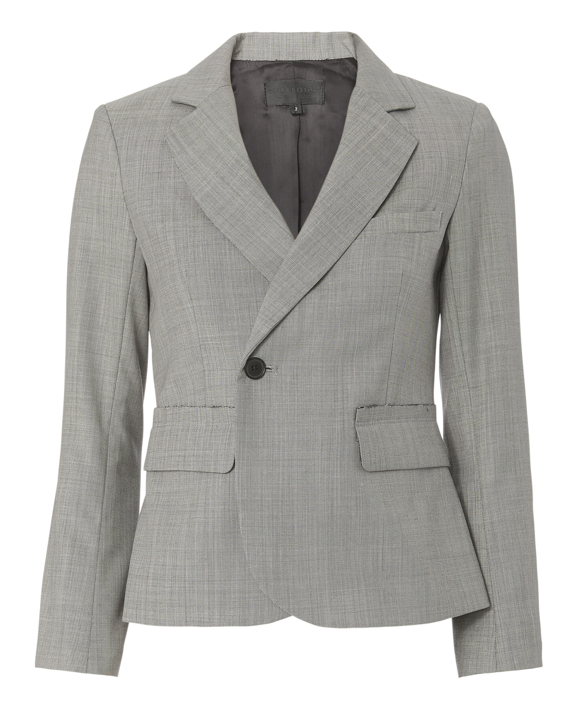 Jefferson Grey Blazer, GREY, hi-res