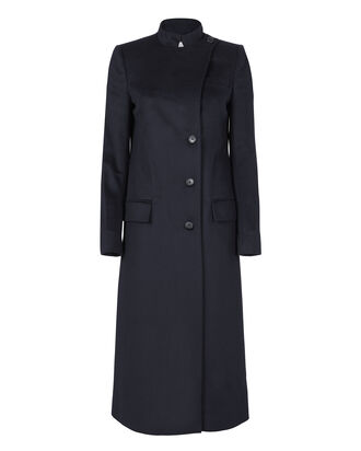 Bardem Coat, NAVY, hi-res