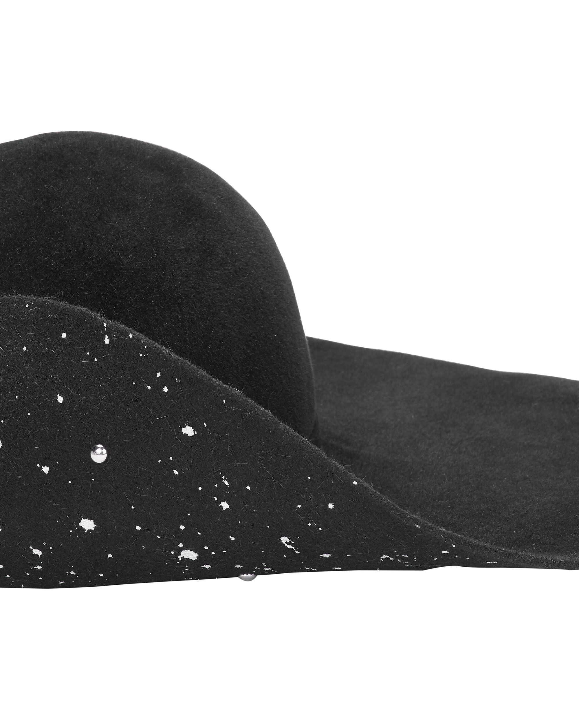 Belita Velour Black Hat, BLACK, hi-res