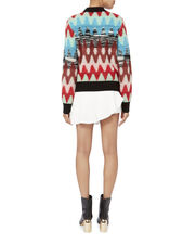 Multicolor Mixed Sweater, MULT-MED 2, hi-res