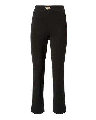 Fay Cigarette Pants, BLACK, hi-res