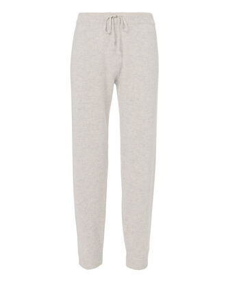Kensington Cashmere Sweatpants, GREY-LT, hi-res