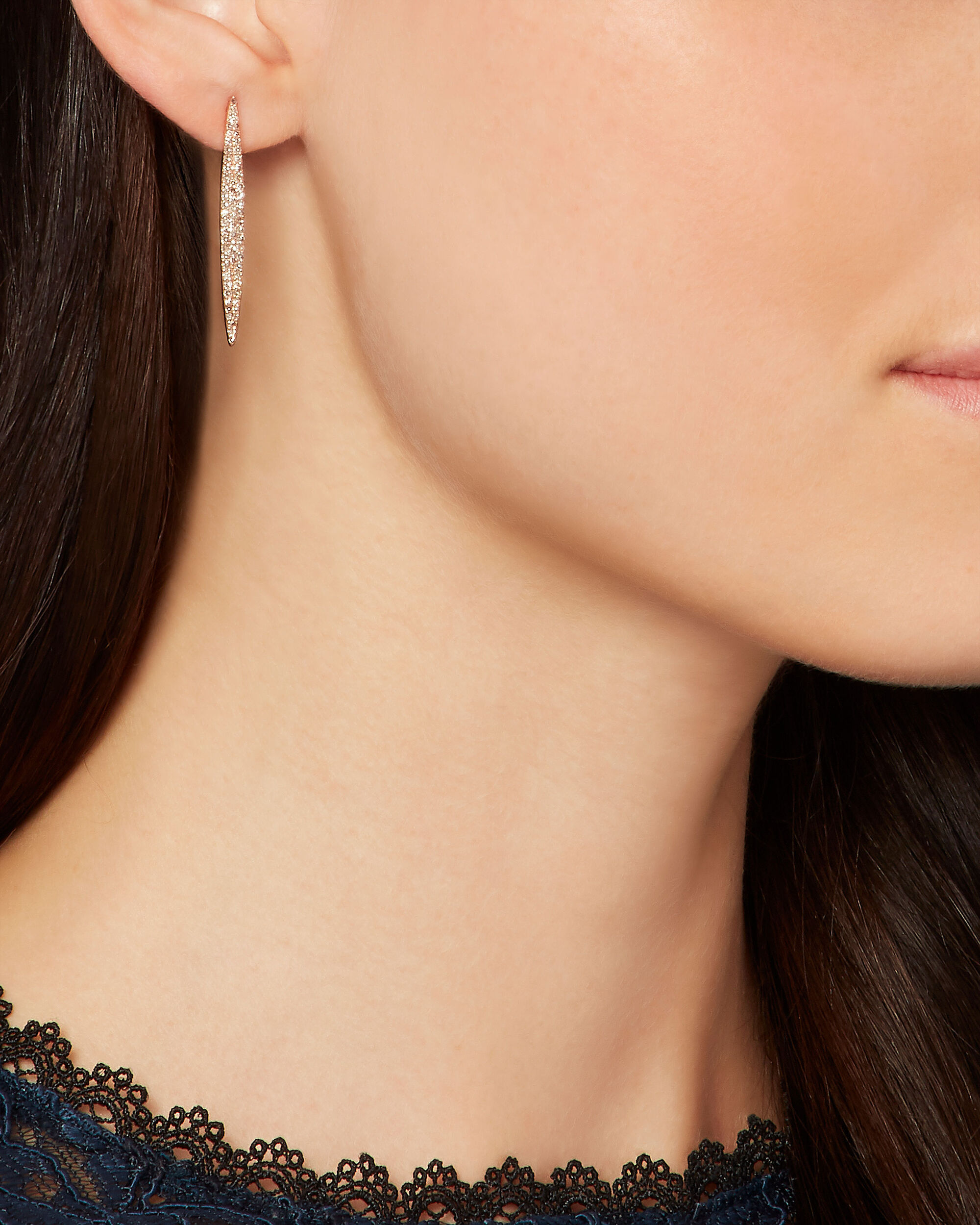 Talia Earrings, ROSE, hi-res