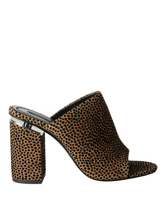 Avery Cheetah Mules, PRINT, hi-res