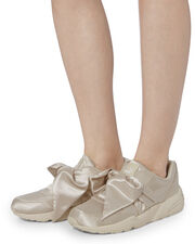 Light Pink Bow Sneakers, PINK, hi-res