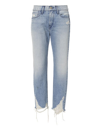 Dover Higher Ground Cropped Jeans, DENIM-LT 3, hi-res
