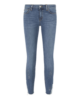 Jarod Distressed Crop Skinny Jeans, DENIM, hi-res