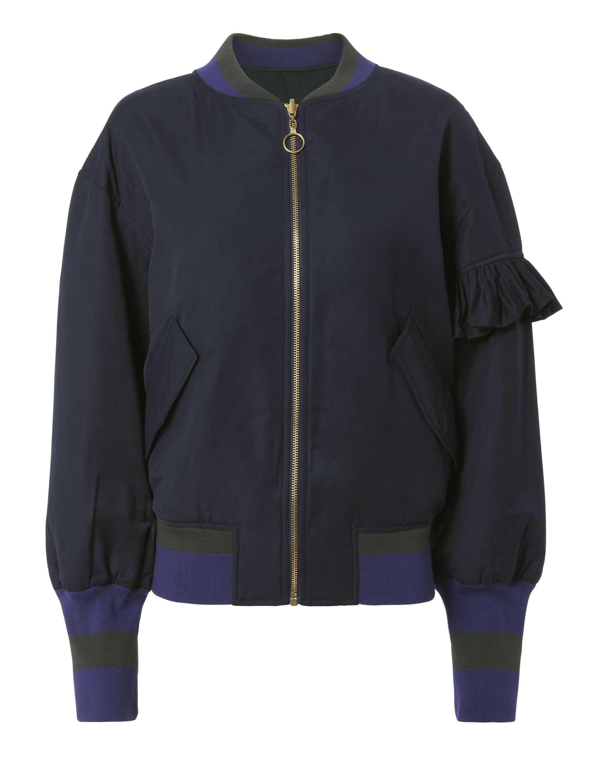 Don't Forget To Dream Reversible Bomber Jacket, MULTI, hi-res