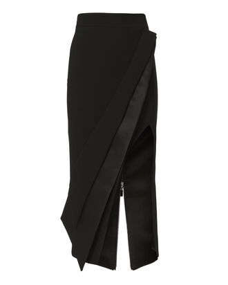 Elite Pencil Skirt, BLACK, hi-res