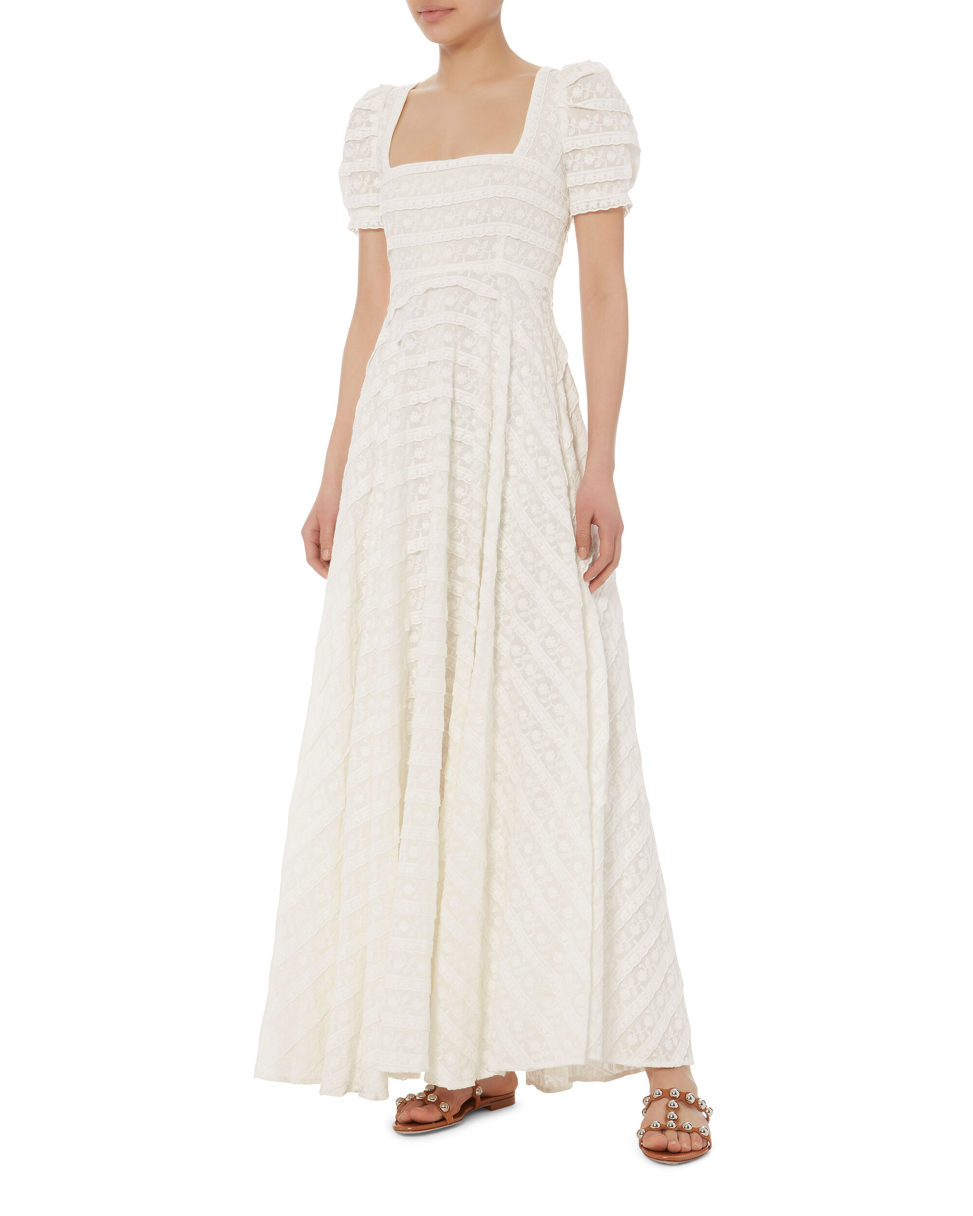 Ryan Maxi Dress, IVORY, hi-res