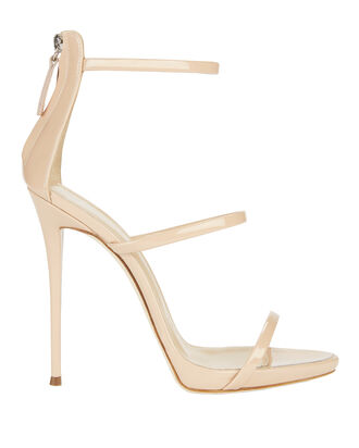 Coline Blush Strappy Sandals, BLUSH/NUDE, hi-res