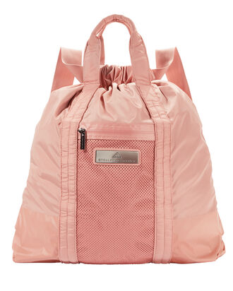 Blush Cinnamon Gym Sack, PINK, hi-res