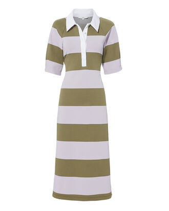 Rugby Midi Dress, PURPLE-LT, hi-res
