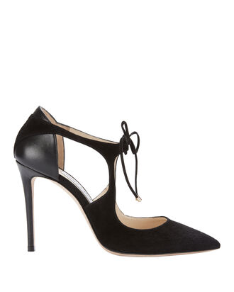Vanessa Mary Jane Pumps, BLACK, hi-res