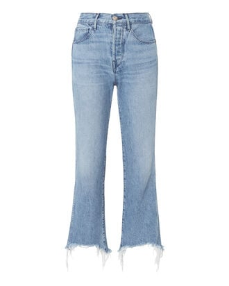 Byrd Shelter Raw Hem Cropped Jeans, DENIM, hi-res