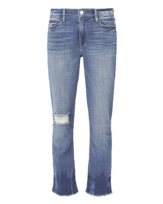 Le High Merriweather Straight Jeans, DENIM, hi-res