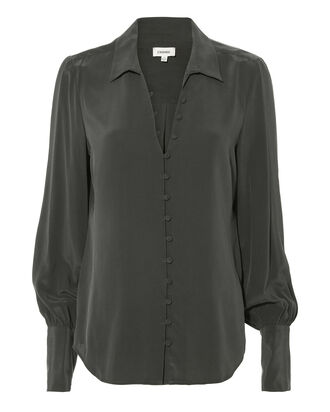 Naomi Blouse, GREY, hi-res