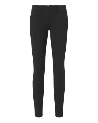 Lou Lou Ponte Pants, BLACK, hi-res