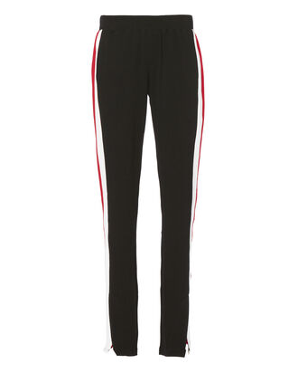 Sport Stripe Pants, BLACK, hi-res