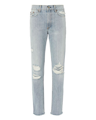 Marilyn High-Rise Straight Jeans, DENIM-LT 3, hi-res