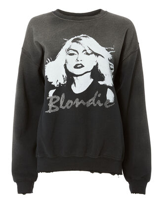 Blondie Glitter Sweatshirt, BLACK, hi-res