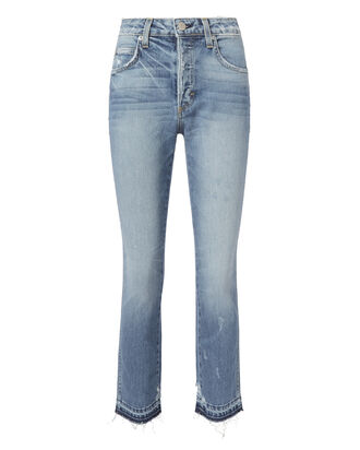 Babe High-Rise Rose Jeans, DENIM, hi-res
