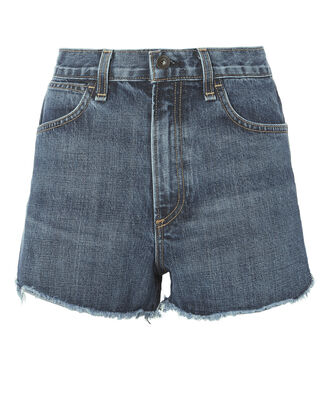 Lou Cha Cha Room Denim Shorts, DENIM, hi-res