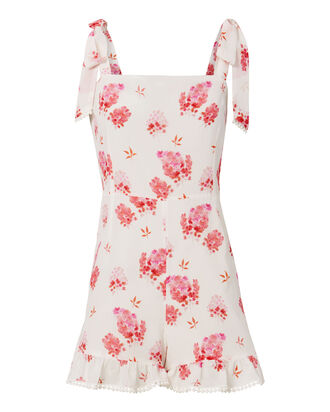 Sundown Breeze Playsuit, PRINT, hi-res
