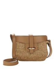 Jabu Crossbody Bag, BROWN, hi-res