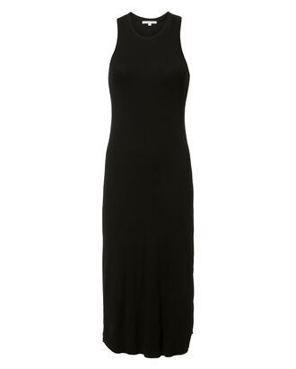 Melbourne Black Tank Dress, BLACK, hi-res