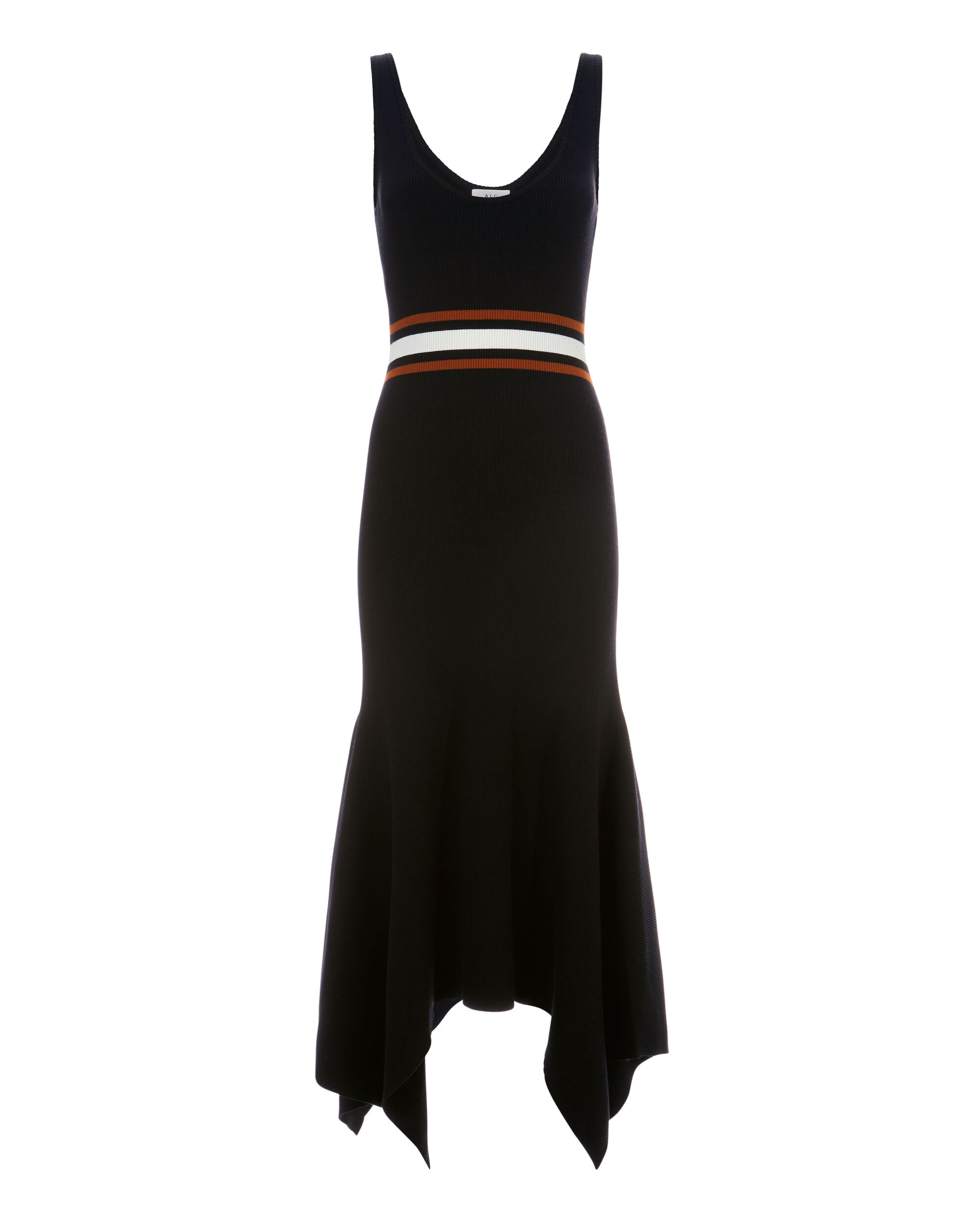 Anders Knit Dress, BLACK, hi-res