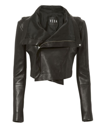 Mad Max Zip Off Jacket, BLACK, hi-res