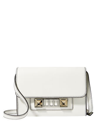 PS1 Small Wallet Crossbody Bag, WHITE, hi-res