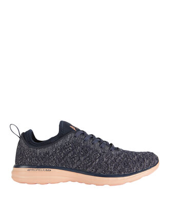 Techloom Phantom Navy Low-Top Sneakers, NAVY, hi-res